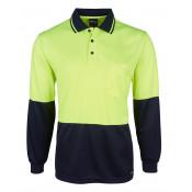 Hi Vis Polo's & Shirts