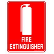 Fire Signs/Equipment
